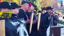 Ku Klux Klan, néo nazis et Donald Trump