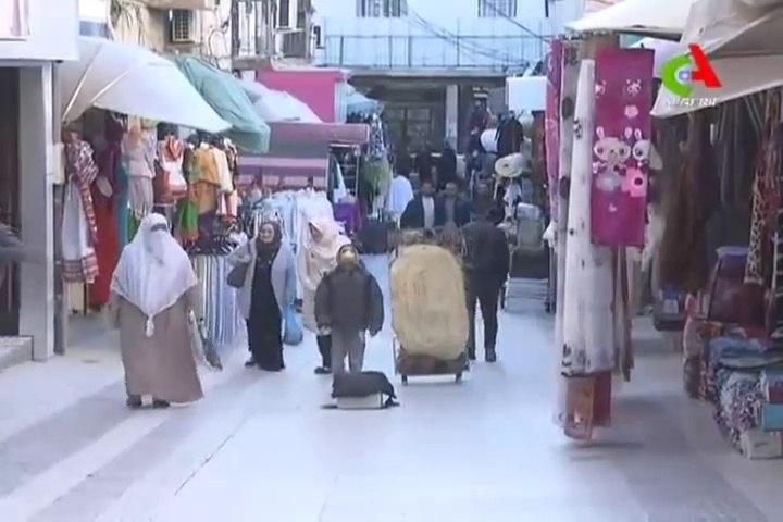 Passage Akhrouf à Bordj Bou Arreridj - برج بو عريريج - زنيقة أخروف