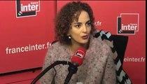 """Leïla Slimani sur le rôle de la littérature  """"L'écriture, c'est forcément un acte subversif"""""""