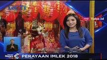 Tahun Baru Imlek, Warga Tionghoa di Bekasi Berdoa di Klenteng Hok Lay Kiong