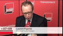"""Laurent Bigorgne : """"Je suis un ami proche d'Emmanuel Macron"""""""