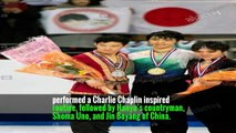 Olympics Figure Skating: Yuzuru Hanyu Shines; Nathan Chen Stumbles