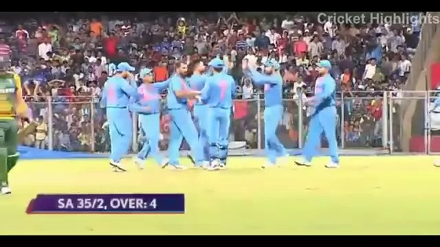 India vs South Africa 6th ODI Highlights 16 Feb 2018 | ind vs sa 6th odi highlights highlights 2018