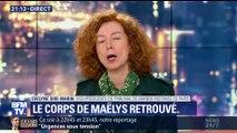Affaire Maëlys: la dépouille de la fillette a été retrouvée