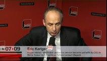 """Dr Eric Kariger : """"Aimer l'autre, c'est parfois le laisser partir"""""""
