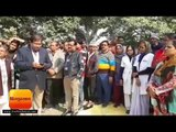 उत्तर प्रदेश समाचार    बस्ती: जिला अस्पताल में नर्स हड़ताल पर, कामकाज ठप