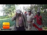 बहराइच में तेंदुए ने एक वृद्धा समेत तीन गांव वालों को किया घायल