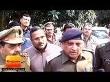 उत्तर प्रदेश समाचार II  पुलिस ने घेराबंदी कर कार सवार बदमाशों से मुकाबला किया II