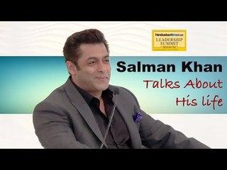 HT Leadership Summit 2017    Salman Khan