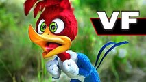 WOODY WOODPECKER Le Film - Bande Annonce + Extrait VF