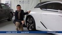 Lexus au Salon de l'automobile de Monaco 2018