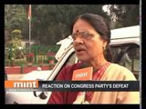 Girija Vyas of Congress on the party's performance in elections