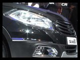 Auto Expo 2014 | Maruti Suzuki SX4 S-Cross Unveiled