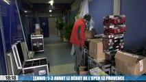 Tennis : J-3 avant l'Open 13 Provence