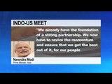 Modi & Obama- Strategic partnership | Just a Mint