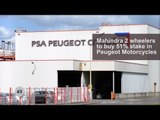Mahindra to buy 51% stake in Peugeot Motorcycles