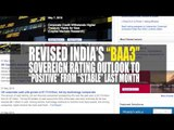 Fitch, Moody's say India ratings not affected by foreign outflows