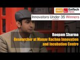 Innovators under 35 Winners | NanoView