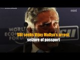 SBI seeks Vijay Mallya's arrest, seizure of passport