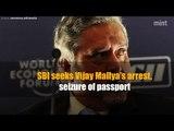 SBI seeks Vijay Mallya's arrest, seizure of passport