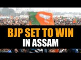 Exit polls reveal historic BJP win in Assam, setbacks for Congress