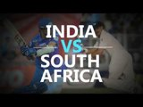 Performance of India vs South Africa in World Cup - so far!
