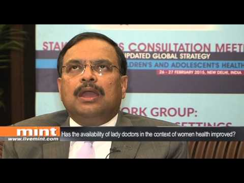 C. K.  Mishra, Additional Secretary, Ministry of Health and Family Welfare   Q&A