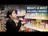 India's 10 most valuable brands