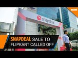 Snapdeal won't sell to Flipkart, to run on its own