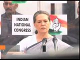 Sonia Gandhi, Rahul Gandhi accept responsibility for Congress' defeat