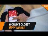 Japan's 82-year-old app-maker