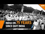 Special Parliament session on 75 years of Quit India