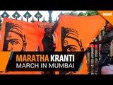 Maratha Kranti Morcha in Mumbai