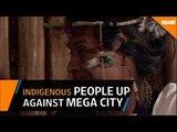 Brazil's Indigenous people up against mega city