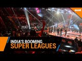 Booming 'super' league culture makes Indian sports sizzle
