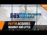 Paytm acquires Nearbuy and Little, to merge both