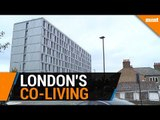 'Co-living' project takes on London housing crisis