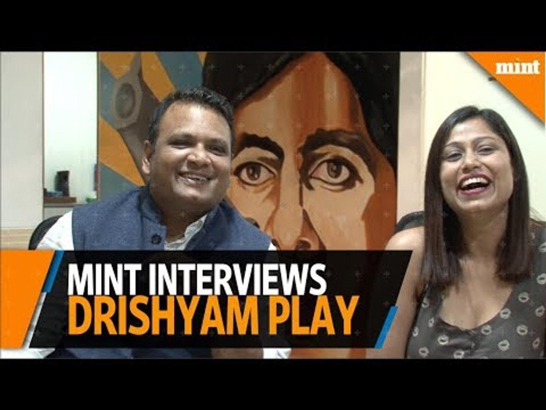 Mint interviews Drishyam Play