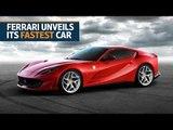 Ferrari unveils 812 Superfast, its fastest car