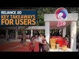 Reliance Jio launch: Key takeaways for users