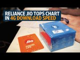 Reliance Jio tops chart in 4G download speed in April: Trai report