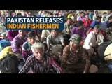 Pakistan frees 78 Indian fishermen