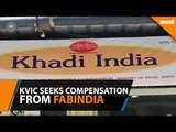 Khadi commission seeks Rs 525 crore compensation from Fabindia