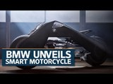 BMW unveils smart motorcycle