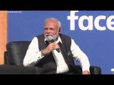 Narendra Modi at Facebook HQ: Want to make India $20 trillion economy