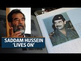 Saddam Hussein 'lives on' in Baghdad shop a decade after his execution