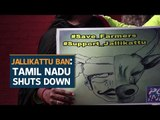 Tamil Nadu shuts down as thousands protest against the Jallikattu ban