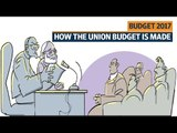 Budget 2017 | How the Union budget is made