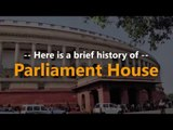 A brief history of Parliament House, India