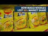 How Maggi noodles lost 80% market share